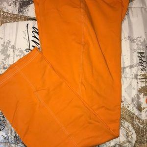 Jones New York Pants - Orange Jones New York Jogging set